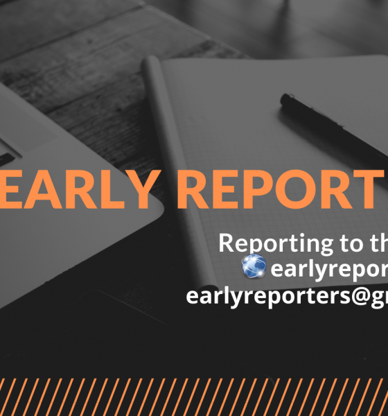 Early Reporters Image